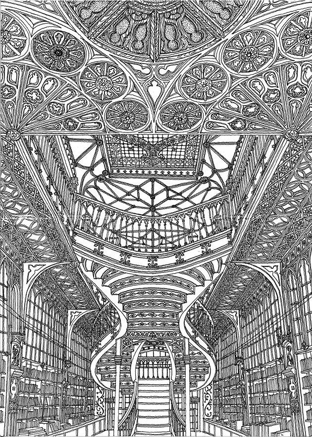 Porto Sketch 4