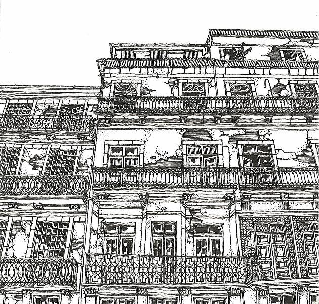 Porto Sketch 7