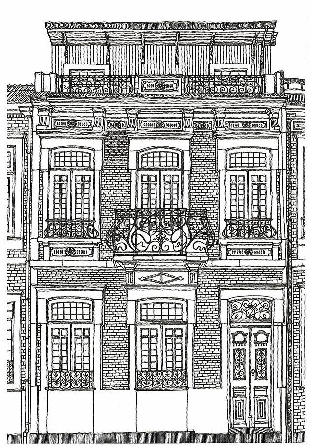 Porto Sketch 8