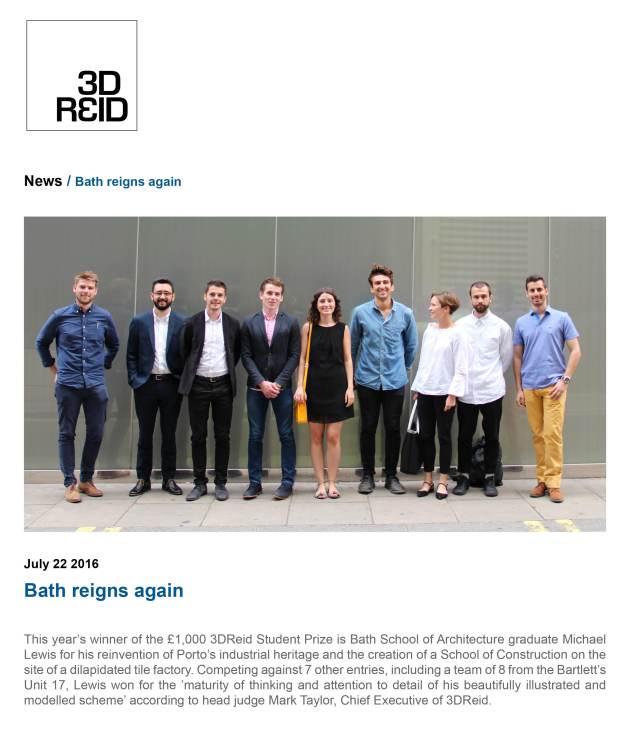 3d Reid News